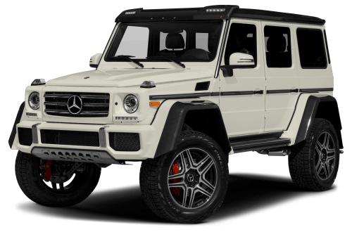 Mercedes Benz G500 4×4