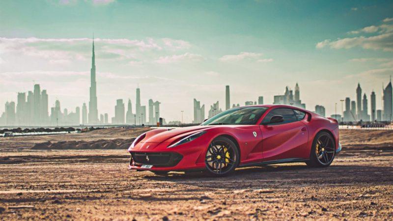 Rent Ferrari In Dubai
